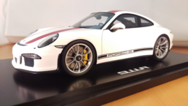 Porsche 911 (991 II) R 2016 - White Red