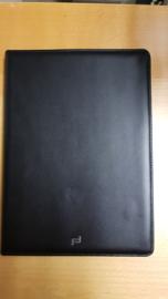 Porsche Design Tablet Hülle für Ipad Air - Schwarz Leder