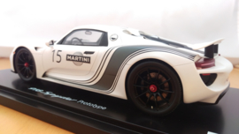 Porsche 918 Spyder 2010 - Prototype - Porsche Dealer Edition