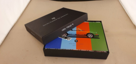 Porsche RS Special Edition Pack - HEEL TREAD Socks