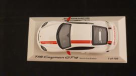 Porsche 718 Cayman GT4 Sports Cup Edition 1:43 - WAP0204140LEXC