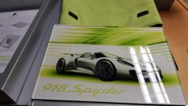 Porsche 918 Spyder - VIP Owner Box 2012