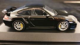 Porsche 911 (997) GT2 Black - première mondiale IAA 2007 WAP02000118