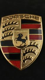 Porsche Emblem Logo Kofferraumklappe - Porsche 993-986 und 996 Modelle