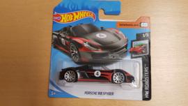 Porsche 918 Spyder - Hot Wheels 1:64