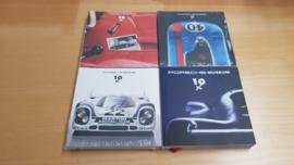 Porsche 10 x historie motorsport - Porsche Museum - set van 4