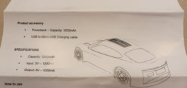 Porsche Strategy 2025 Powerbank