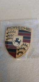 Porsche logo 4cm by 3cm