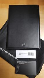 Housse tablette Porsche Design pour Ipad Mini 2 - Cuir noir