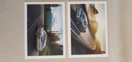 Porsche Postkarten Panamera