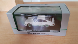 Porsche 911 Carrera RS 1973 white/green-Minichamps
