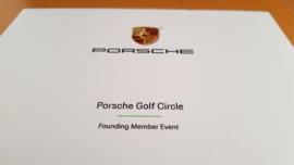 Porsche Golf Circle Vice Pro ballen
