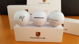 Porsche Golf Circle Vice Pro balls