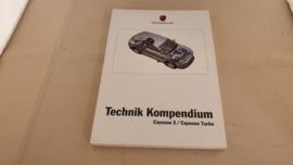 Porsche Cayenne S en Turbo Generatie I Technik Kompendium - 2002