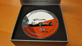 Grillbadge - Porsche 911 2.7 Carrera RS Porsche Design