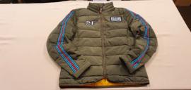 Porsche Martini Racing padded men's jacket - WAP55800S0J