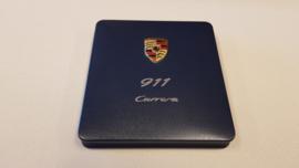 Porsche VIP Press Présentation 911 Carrera - Communiqué de presse Saint Tropez 1997