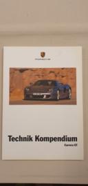 Porsche Carrera GT Technik Kompendium - 2003