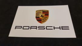 Porsche Logo - photo du logo Porsche