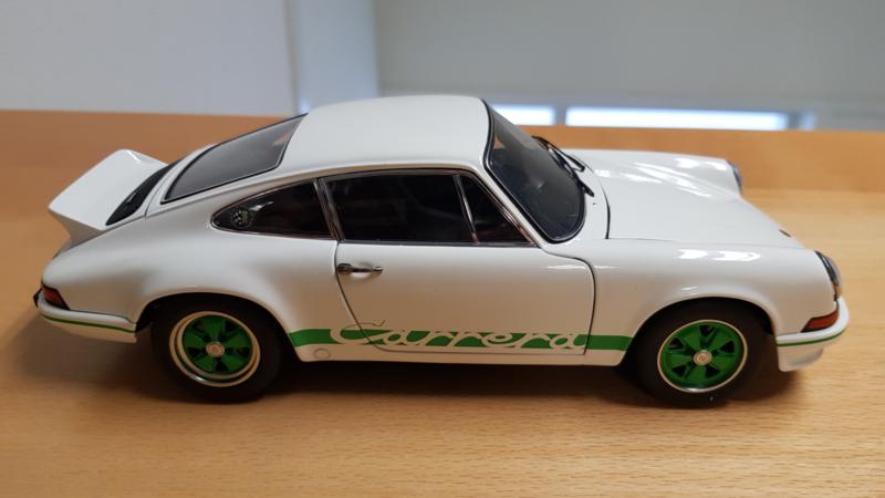Porsche 911 Carrera RS 2.7 1973