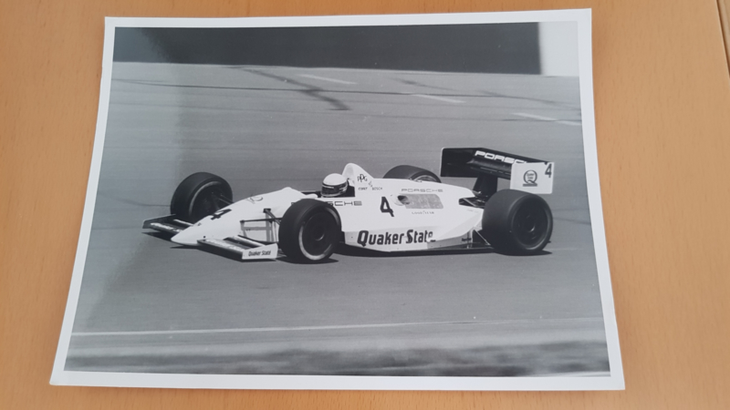 Porsche Project 2708 Indy Car 1988 - Werkfoto Porsche