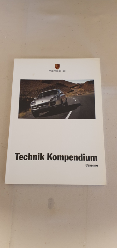 Porsche Cayenne Generation I Technik Kompendium - 2003