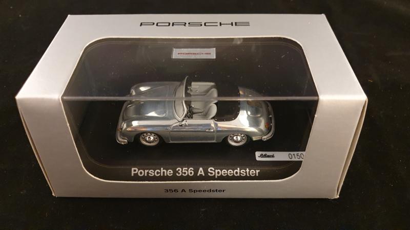 Porsche 356 A Speedster scale 1:43 - Limited edition 50 years Porsche 356 Schuco