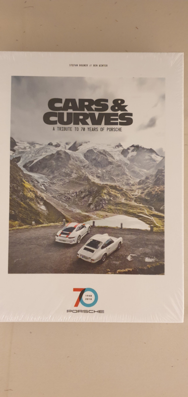 "Porsche Cars & Curves ""70 Jahre Jubiläum"" - Porsche Museumsausgabe"