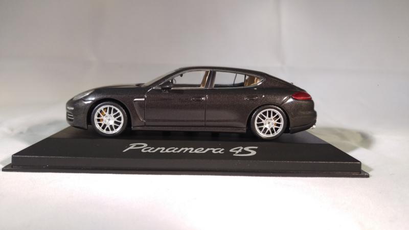 Porsche Panamera 4 S (G1 II) - 2014