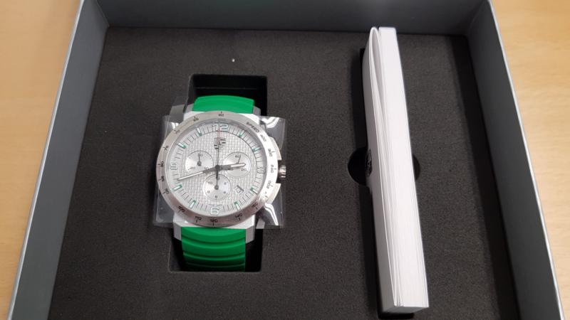 Sport Classic chronograph - Green Edition