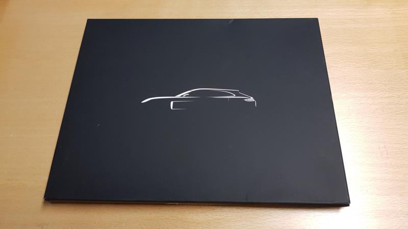 Porsche Panamera sport armband voor Android en iPhone 7 Plus