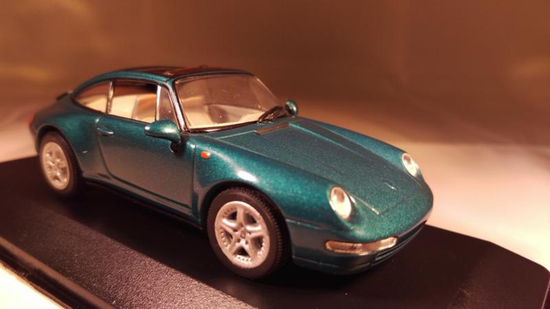 Porsche 911 (993) Targa 1995