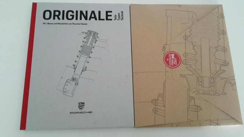 Porsche Classic Oldtimer Original Parts Catalog 2018 4 Porsche Multimedia And Books Porsche Gadgets En Collectable
