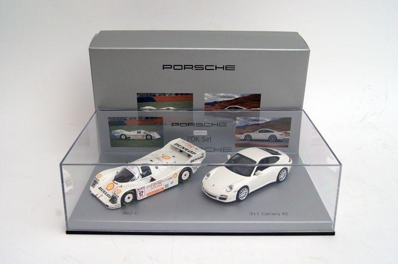 Porsche PDK set 1:43