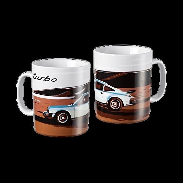 Mug - 40 years Porsche 911 Turbo