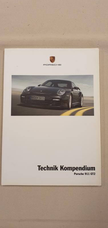 Porsche 911 997 GT2 Technik Kompendium - 2007