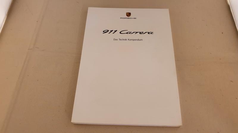 Porsche 911 996 Carrera Technik Kompendium - 1997