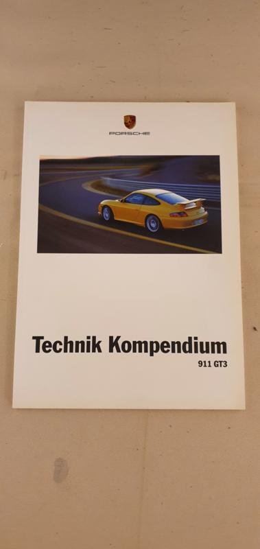 Porsche 911 996 GT3 Mk II Technik Kompendium - 2002