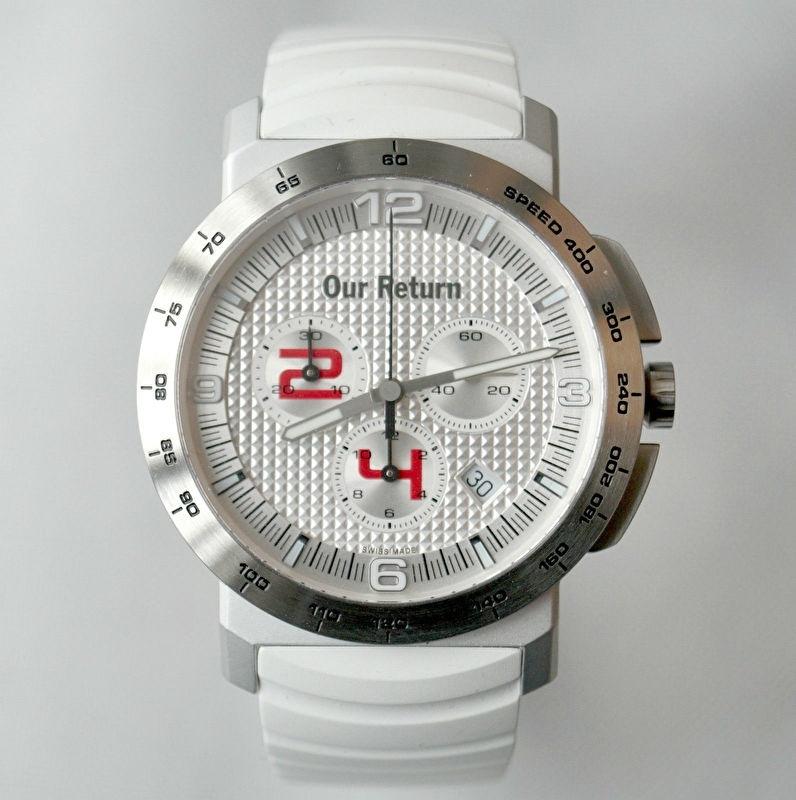 Racing Le Mans chronograaf