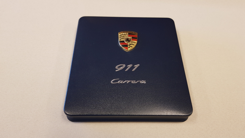 Porsche VIP Press Presentation 911 Carrera - Press Unveiling Saint Tropez 1997
