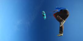 Peter Lynn Twister - jumping powerkite