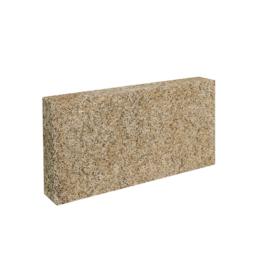 Hennep kalkblok 75 mm dik, pallet met 90 blokken