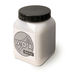 Wax - acryl was, 650 ml plastic container ca. 30 m²