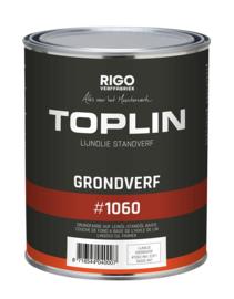 Toplin grondverf standaard wit 1 liter blik #1060