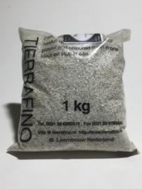 Parelmoerzand 1,2 t/m 1,8 mm, 1kg zak