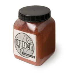 Pigment Pompejaans rood, 500 gram