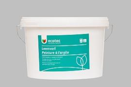 Leemverf basis wit 2,5 liter ca. 20 m²