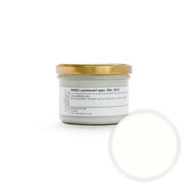 lijnolieverf helder wit (RAL 9010) 0,2 liter