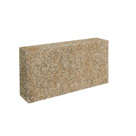 Hennep kalkblok 200 mm dik, pallet met 36 blokken