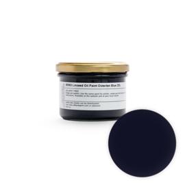 Lijnolieverf royal blue 0.2 liter